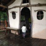 軽井沢スウィートグラス その2キャンプ場内で遊ぶ!