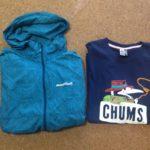 ヒマラヤセールでキャンプの洋服を買いました!チャムスにモンベルお得にゲット
