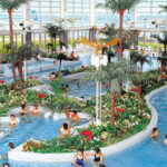 龍宮城 スパホテル三日月でこどもとプール&温泉で楽しむ!房総キャンプのついでにぜひ。