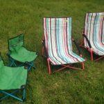 キャンプのチェア選び。どんな椅子がおすすめ?我が家の歴代チェアをご紹介