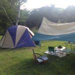 新潟県 笹ヶ峰キャンプ場で初めてのキャンプ!携帯もつながらない大自然キャンプ