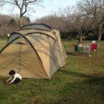森のまきばオートキャンプ場 その2 施設紹介~テント設営