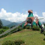 【子供の遊び場】キャンプついでに朝霧高原もちや遊園地で遊ぶ♪