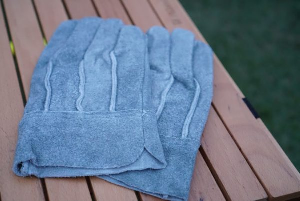 手袋 ワークマン 革