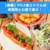【後編】PICA富士ぐりんぱでフリーサイトキャンプ!遊園地と公園で遊ぶ