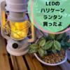 BRUNO(ブルーノ)LEDハリケーンランタン購入★ムーミンタイプもあるよ★おうちキャンプに最適